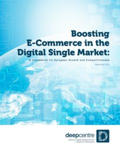 Boosting E-Commerce in the Digital Single Market